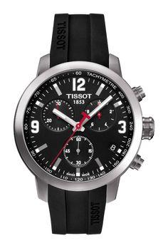 <em>TISSOT</em> PRC 200 Quartz Chronograph Gent/T055.417.17.057.00