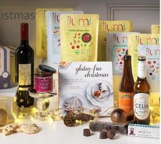 Day 1 of 12 Days of Christmas Giveaway: Win Ilumi Gluten Free Christmas Hamper worth £60