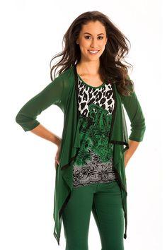 Threadz clothing Georgette Print Top - Womens Tanks - Birdsnest Online Clothing Store