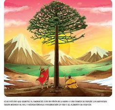 19 de Abril Día del aborigen americano