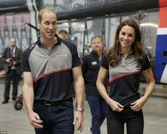 The Duke of Cambridge has today revealed that his son Prince George received 'too many pre...