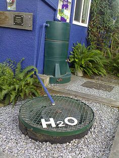 Using parts easily obtained at a local hardware store and a 55 gallon plastic drum or barrel, learn how to build a simple, small scale, rain collection system. During dry seasons, the same drum can be used to meter out precise amounts of tap water to individual trees and shrubs.