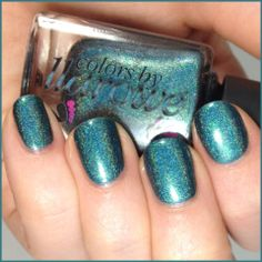 Colors by llarowe - Days of Our Polish, swatched, 10euro