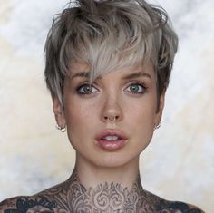 Short Hairstyle 2018 – 188