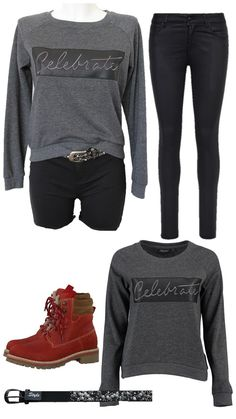 Sportieve dames outfit