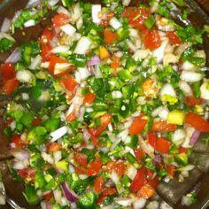 Tomatillo Pico De Gallo Recipes — Dishmaps