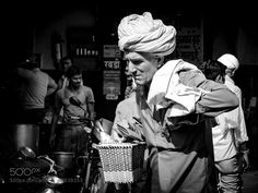 Streets of Pushkar by nicklaborde