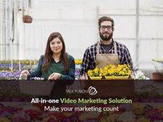 Want a powerful business edge over your competitors? Try the world's first and only all-in-one Video Marketing Solution from Talk Fusion FREE for 30 days. #videomarketing #freetrial #talkfusion