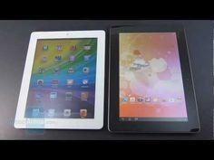 Apple iPad 3 vs Asus Transformer Prime