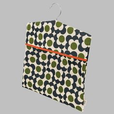 Orla Kiely Peg Bag #mzube #stocking #shopping #santa #xmas #cool #gift #sale #birthday #gifts #quirky