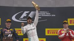 Lewis celebrates