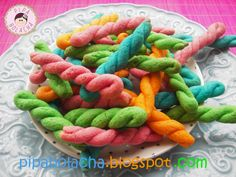 carnival biscuits from Pipa Bolacha