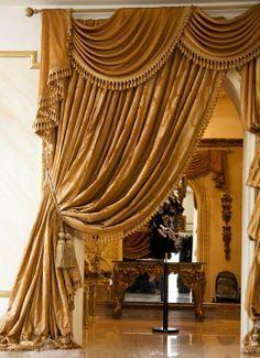 elegant luxury window curtains designs - Google Search