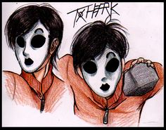 Totheark doodles by Cageyshick05 on DeviantArt