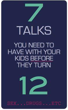 The Tough Talks