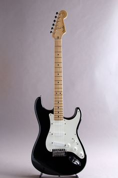 Eric Clapton Stratocaster (2001). Assuming the year is correct, this is one of the last ones with Lace Sensors, before the switch to Fender Noiseless pickups