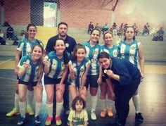 Rádio Web Mix Esporte&Som: Fagundes Varela: E. C. Dínamo, equipe feminina…