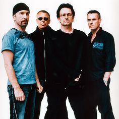 U2 Favorite Band of all time!!