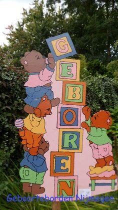 Geboorteborden Nijmegen Baby Shower, Bebe, Gifts, Babyshower, Baby Showers, Gender Reveal Parties