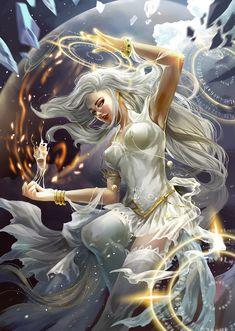 Divine Battle Mage