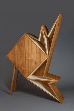 Oru Cabinet via @designmilk