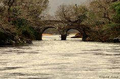 Killarney Old Weir Bridge. by Krzysztof Szwab on 500px