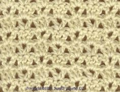 Easy Crochet Pattern | AllFreeCrochetAfghanPatterns.com