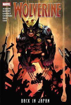 Wolverine: Back in Japan (Wolverine (Marvel Hardcover))