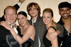 Cast Of Criminal Minds 2011