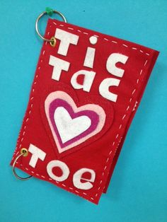 Tic Tac Toe Be My Valentine board by HeartFeltCreations74 on Etsy
