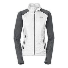 This is a bit of a splurge but worth it for anyone serious about exercising outdoors in the winter. This cover-up by North Face is designed to keep your core warm and your hands, too (thanks to the hidden mitt slots inside the cuffs).