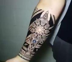 Tatuagem Más