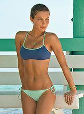 Sporty bikini by #lspace #bathingsuit