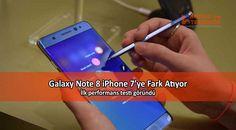 SM-N950F model numarasıyla geleceği bilinen Galaxy Note 8, HTML5 testinde göründü. İşte sonuç...