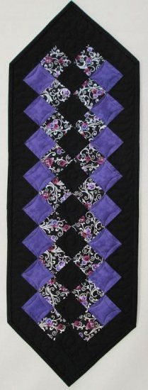 Interface Pansy Table Runner Kit