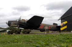 Handley Page Halifax III Bomber