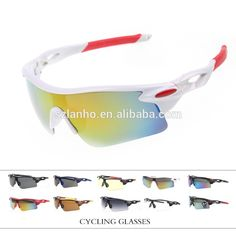 d0ae2435160 2016 Men Women Cycling Glasses UV400 Outdoor Sports Windproof Eyewear  Mountain Bike Bicycle Motorcycle Glasses Sunglasses
