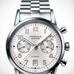 Fancy - Tiffany CT60 Chronograph Watch