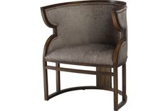 U-3072-0626 Gigi Chair by French Heritage designed by Katie Stanley