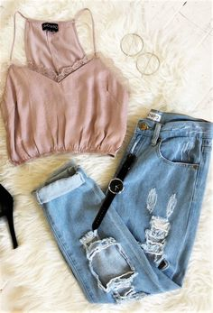 The perfect weekend outfit