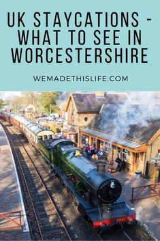 UK Staycations - What to see in Worcestershire #staycation #uk #ukstaycation #worcestershire Us Travel, Family Travel, Severn Valley, Uk Holidays, Park Homes, Travel Memories, Staycation, Days Out, Amazing Destinations
