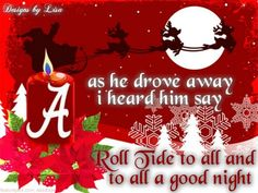 Tis the Season for a National Championship.  RTR