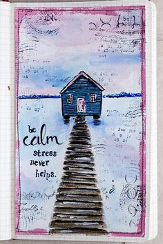 Love this page & sentiment from @karen grunberg