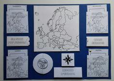Vi presento il Lapbook di geografia EUROPA-Alla scoperta di un continente . Il primo di una serie, spero. Per chi non avesse letto il ...
