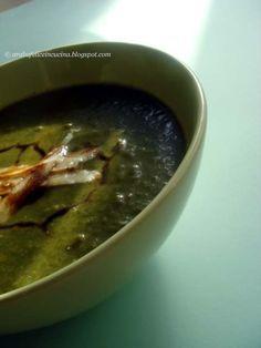 Arabafelice in cucina!: Vellutata di spinaci e parmigiano