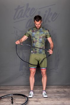 MickeyM.1/2 - Short Sleeve Bike Jersey