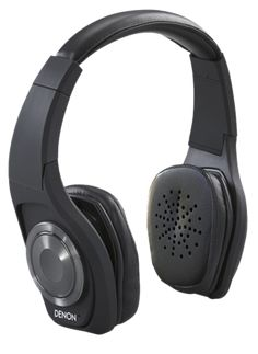 Denon Globe Cruiser On-Ear Headphones Noise Canceling