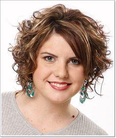 Zauberhafte Frisuren für mollige Damen