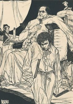 Austin Osman Spare (English artist/occultist 1886~1956)