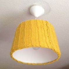 Creatief! Make A Lamp, Knit Crochet, Diy Crafts, Sewing, Knitting, How To Make, Dressmaking, Couture, Tricot